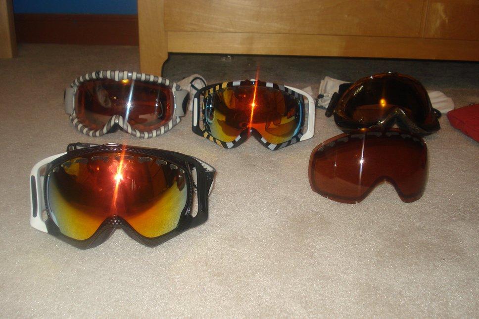 My goggles
