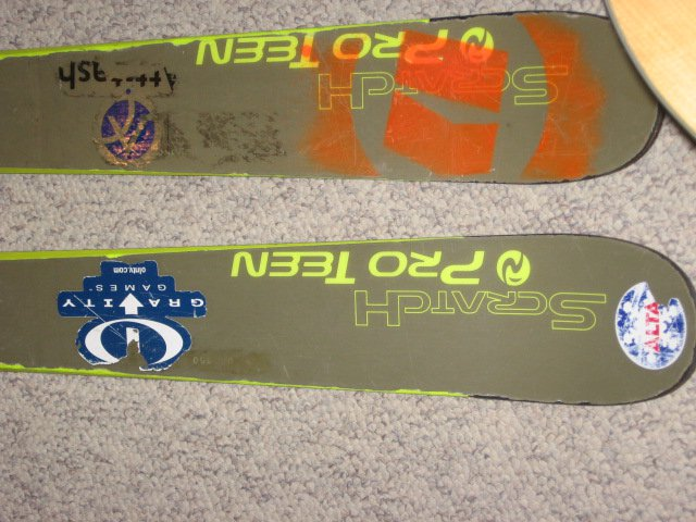 My New Skis (there used) - 2 of 10