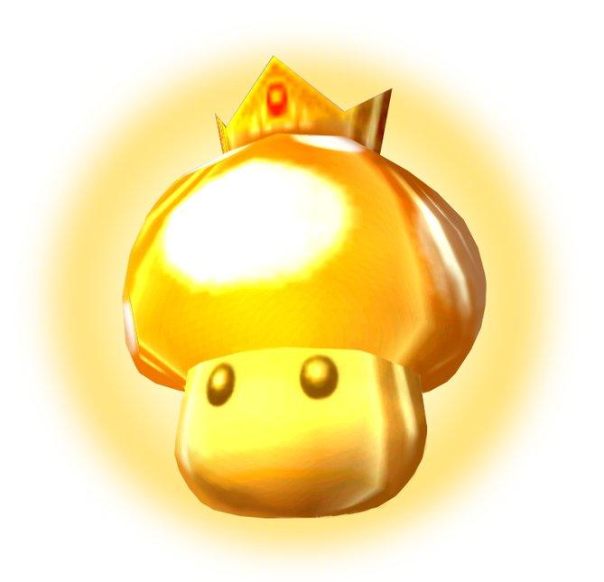 Golden mushroom :) - 1 of 3
