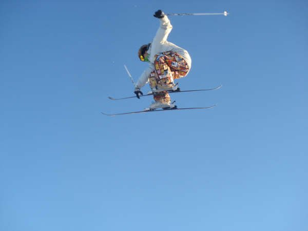 Boone Skis Norway trip - Chris Dowd mute