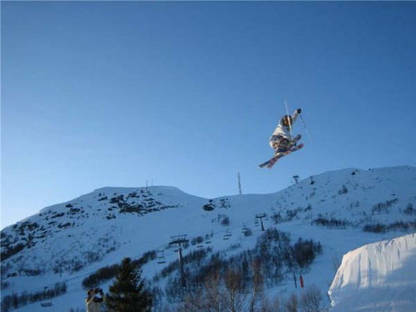 BOONE SKIS Norway backcountry 2