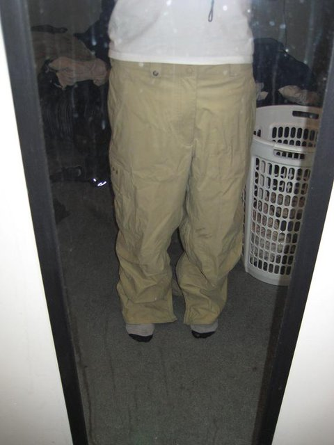 Burton Pants 1
