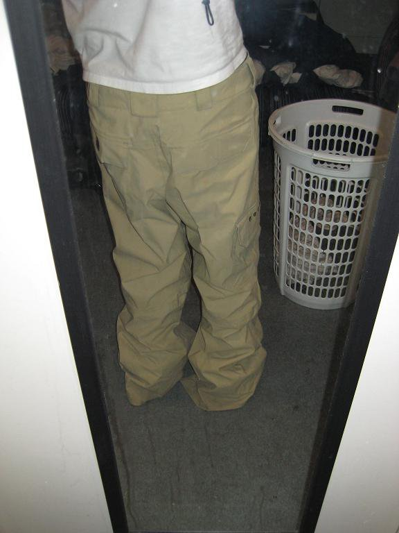 Burton Pants 3