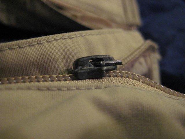 Burton Pants Damage 2