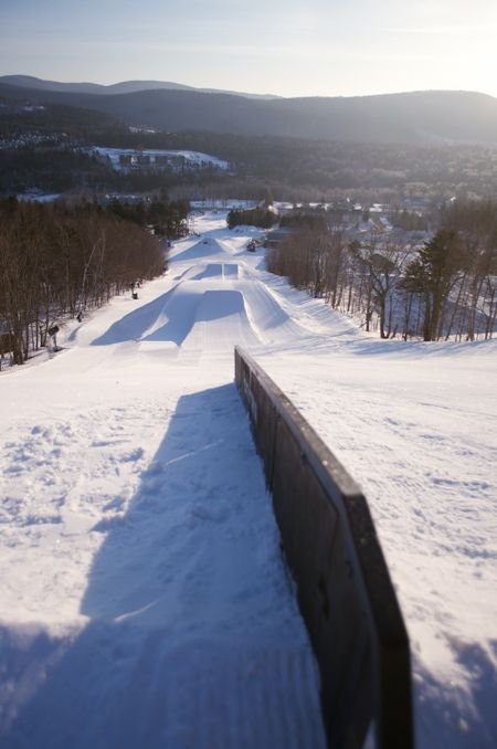 Mount snow open