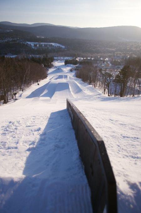 Mount snow open