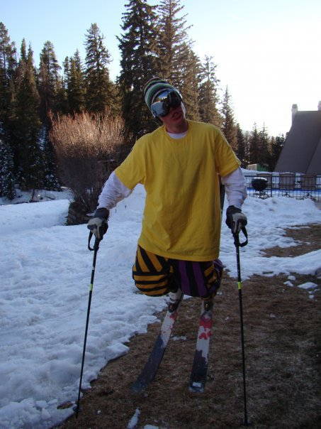 Skis for sasle