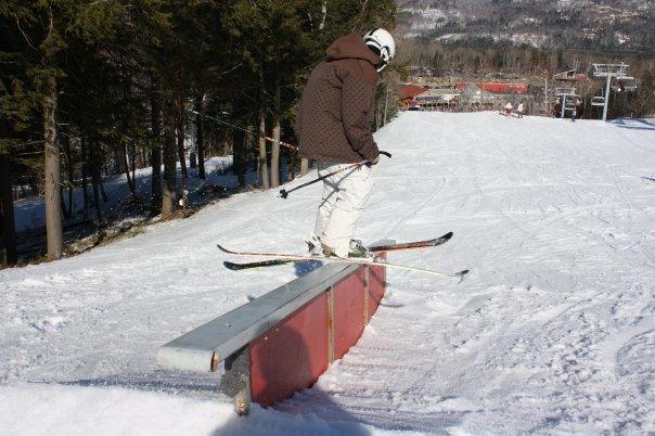Downrail