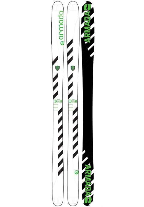 Greatest skis ever made