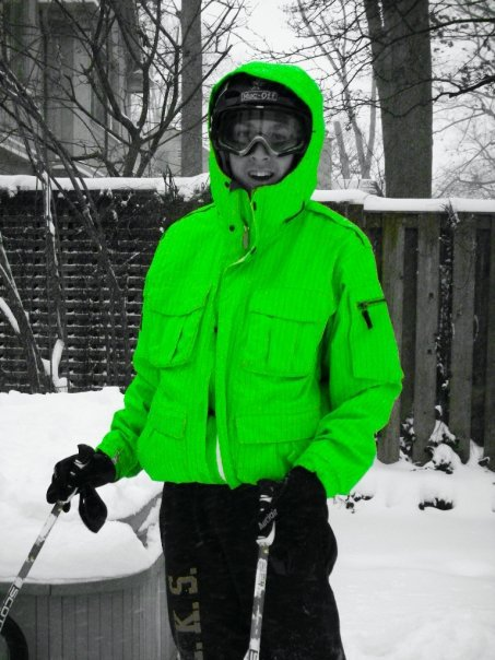 City Skiing