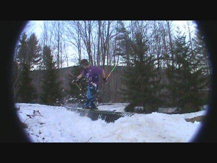 Ribbed Pipe Slide