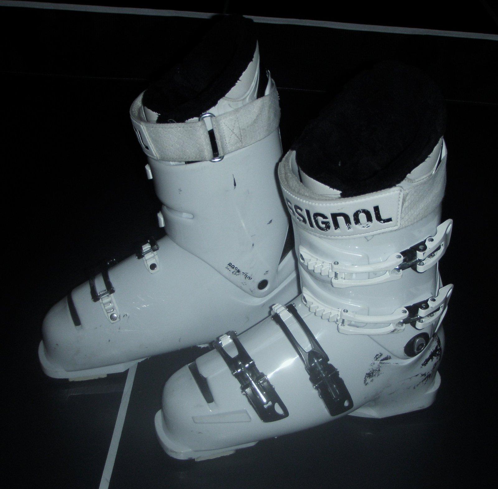 Rossignol SAS Pro 120 Ski Boots 27.5 Mens 9.5