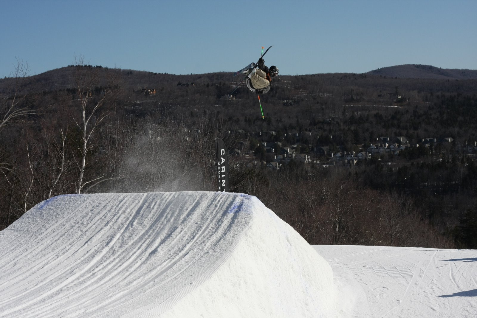 Rod nine at mt snow