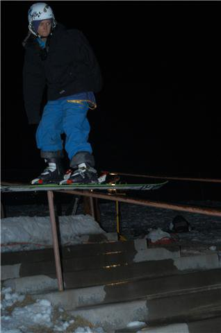 Rail in denver