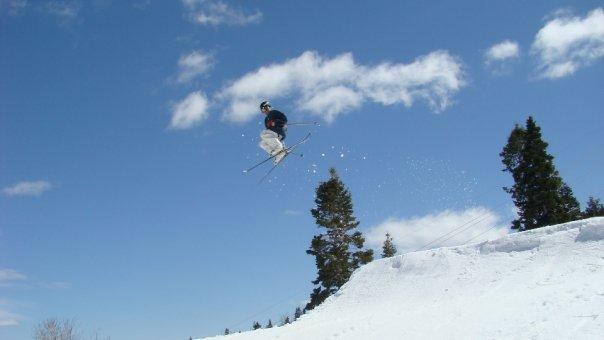 Jonsey' jump
