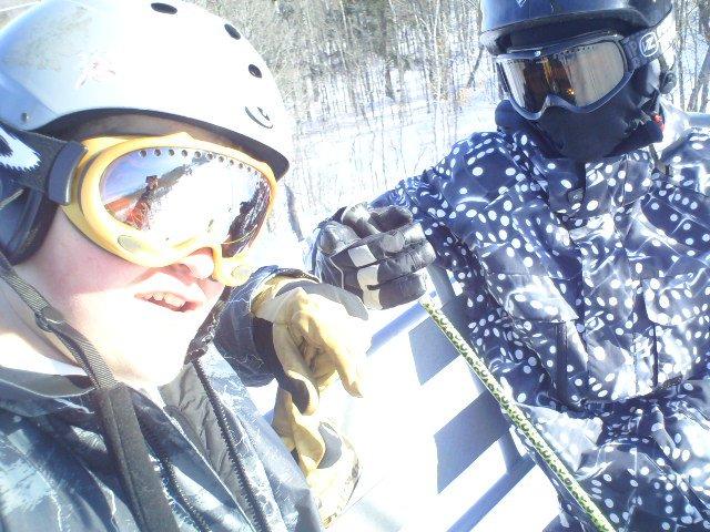 Corbin and i
