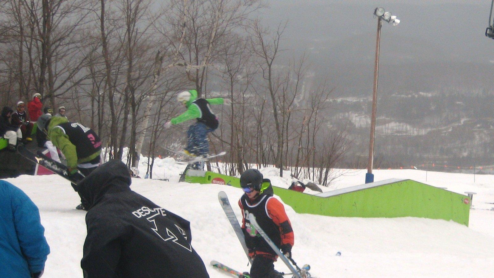 Ski free - 1 of 2