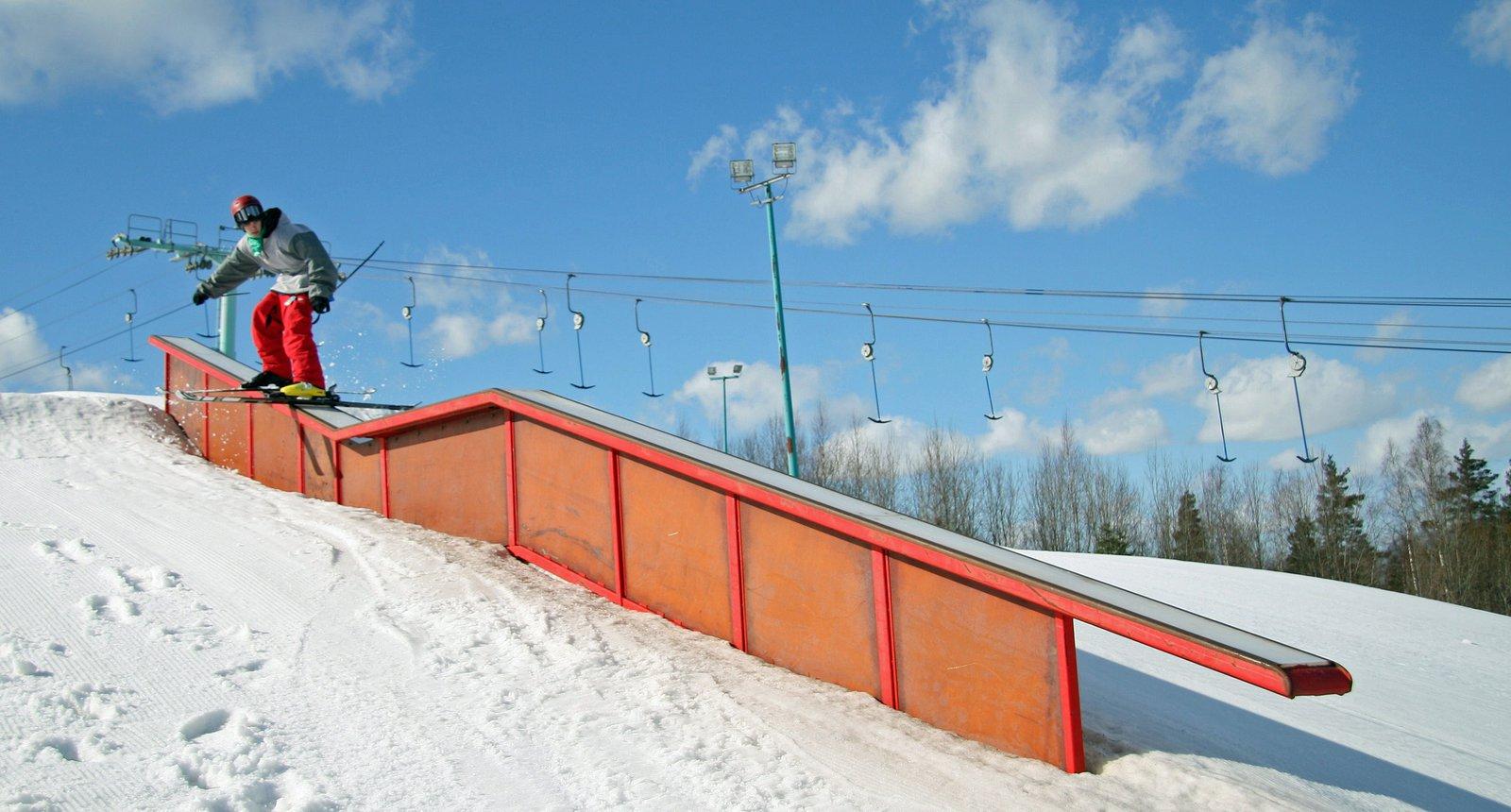 Serena ski
