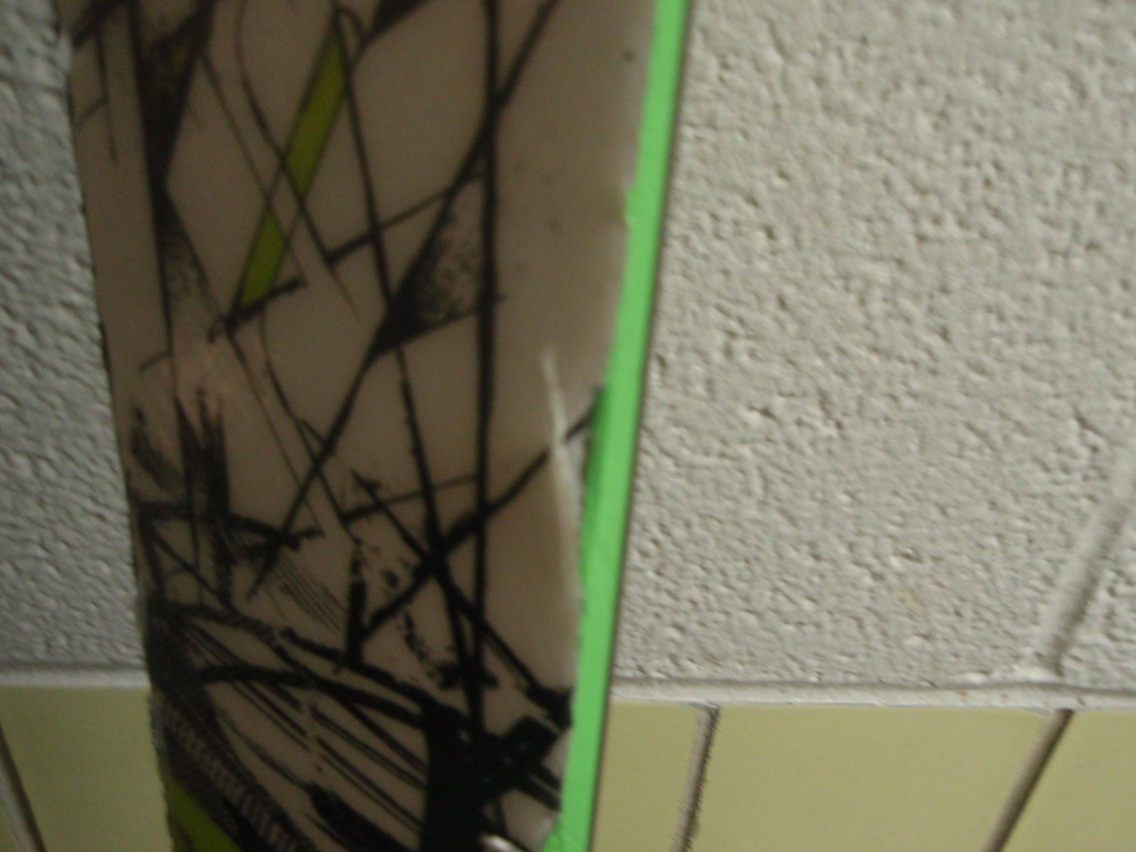 Ski Damage 5