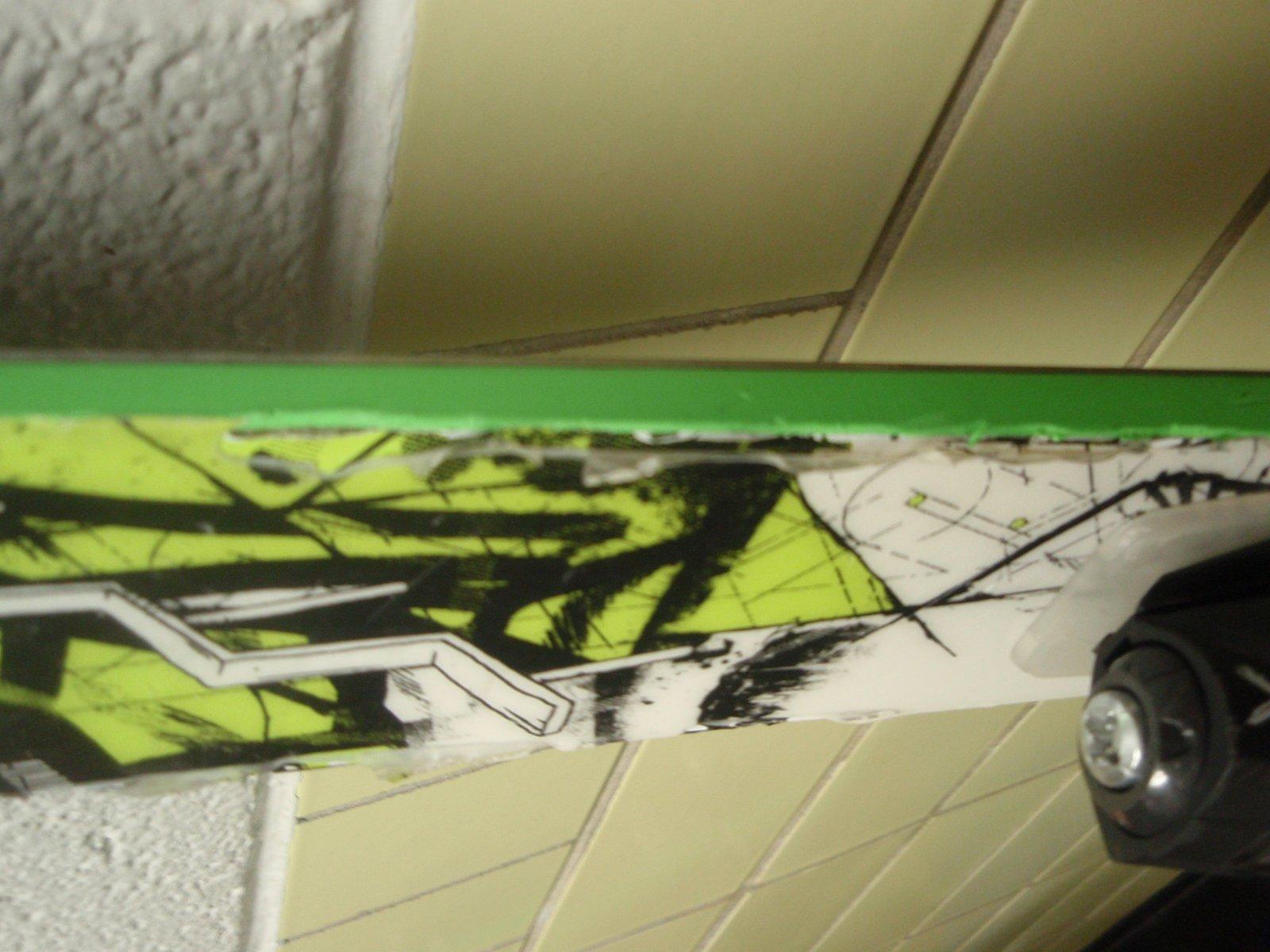 Ski Damage 9