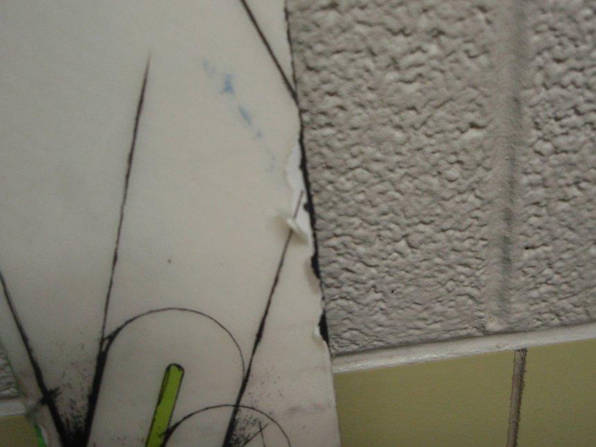 Ski Damage 14