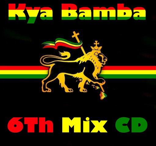 Kya Bamba 6th mix cd cover