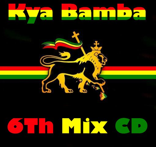 Kya Bamba 6th mix cd cover