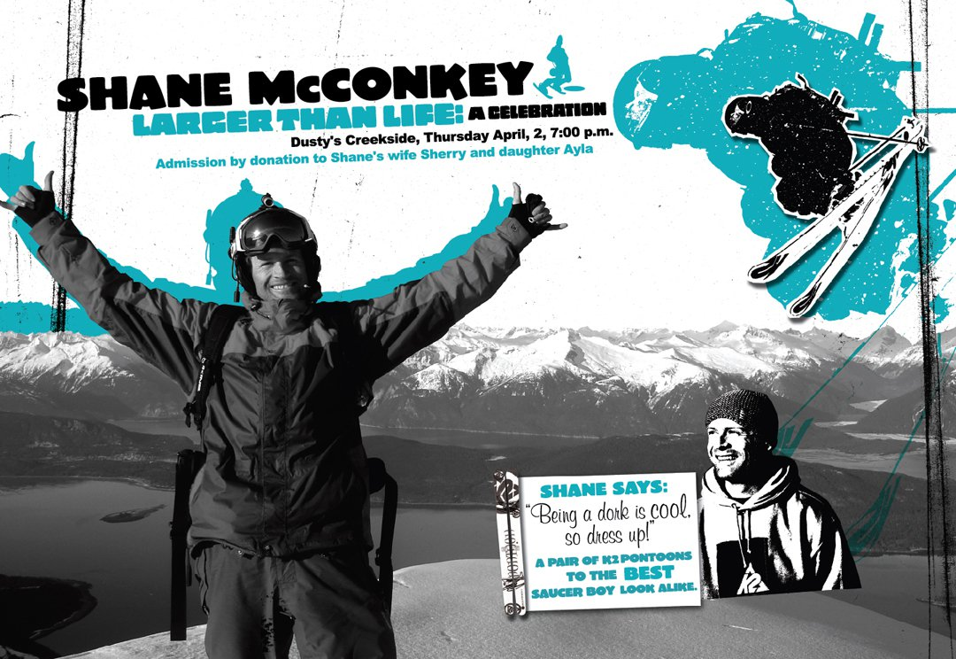 McConkeyTribute Party