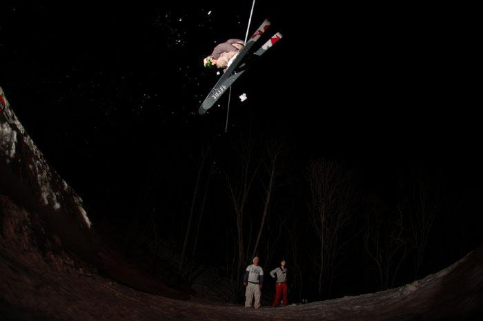 Night jump