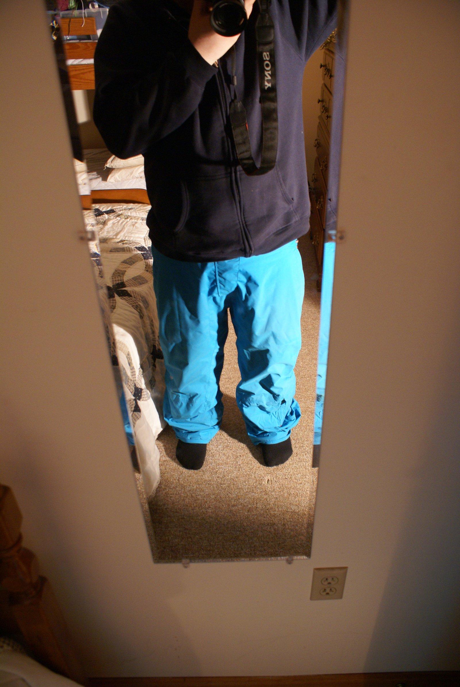 Spyder Pants FS