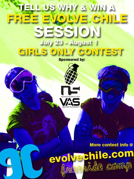 FREE Session Contest!