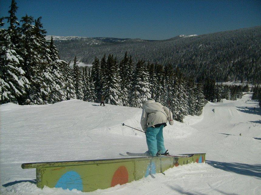 Down rail