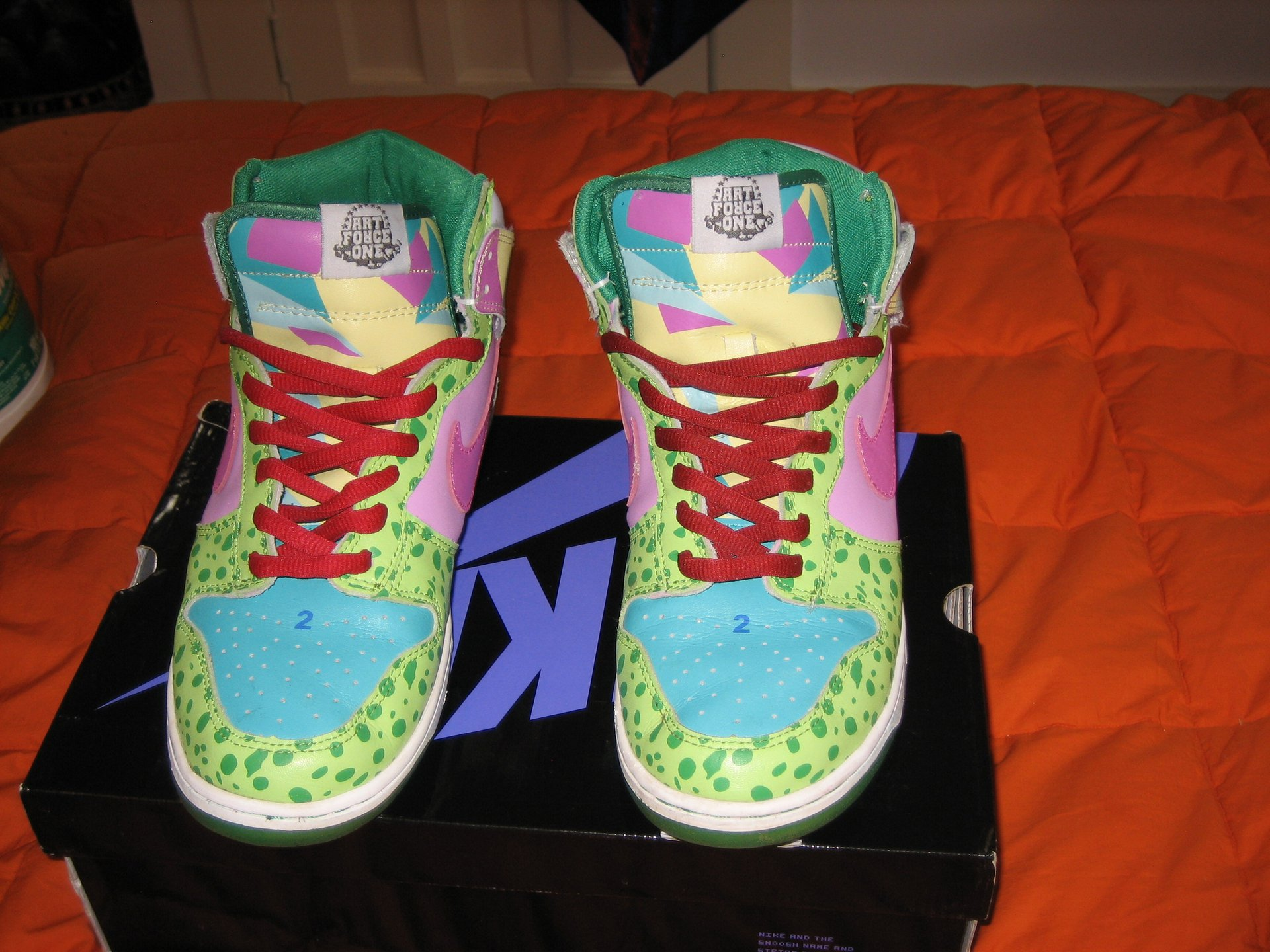 Nike Dunk High Atmos Project Size 11