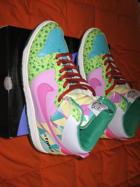 Nike Dunk High Size 11 Atmos Project   2