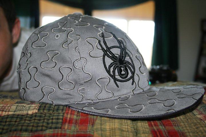 Spyder hat 2