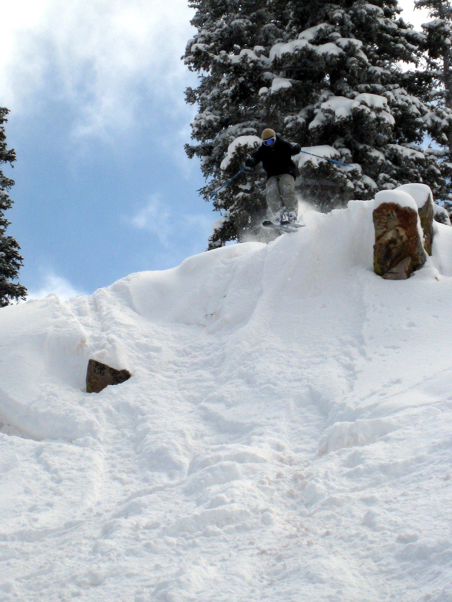 Fun in Snowmass