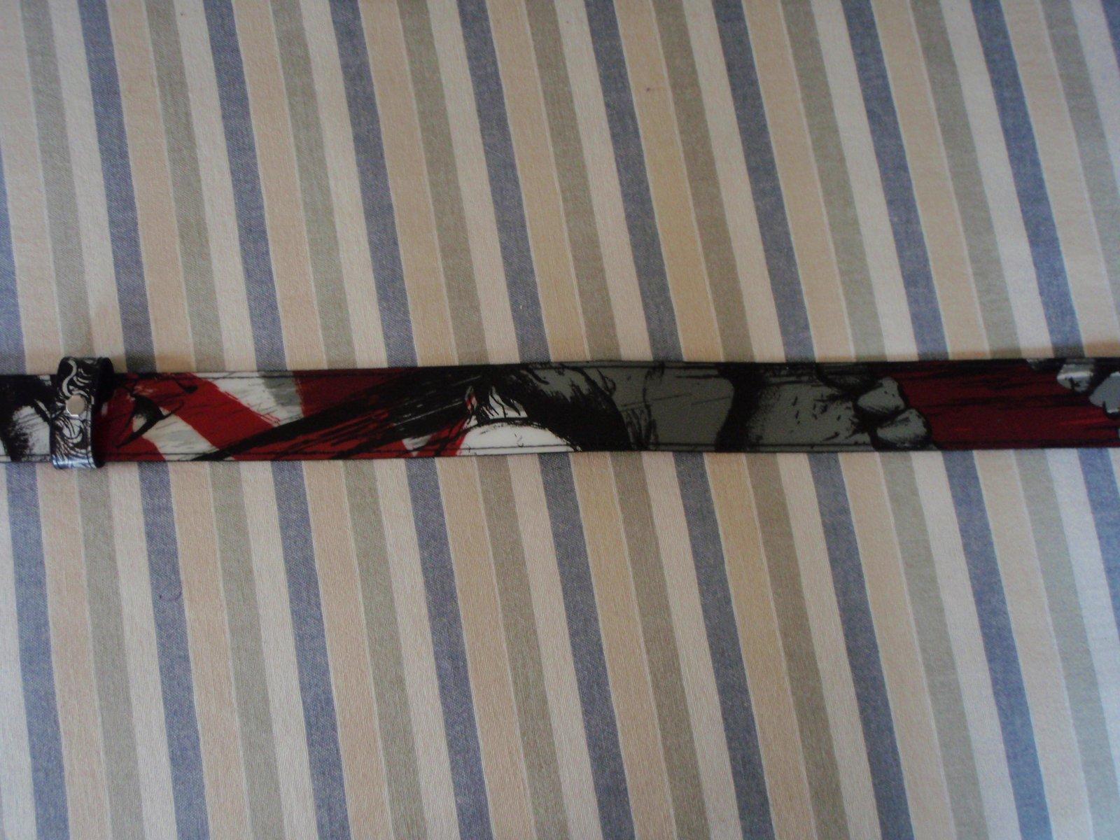 K2 Hellbent Belt