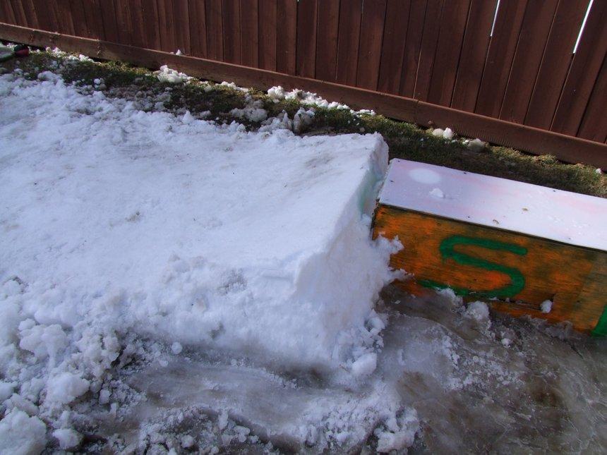 Backyard setup ONTARIO YO - 5 of 7
