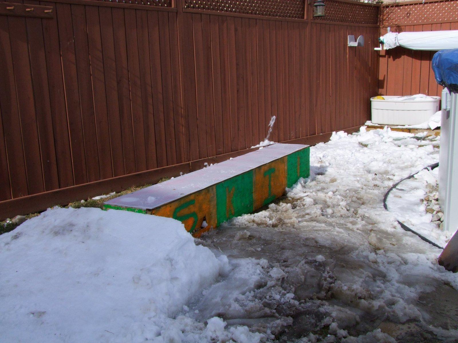 Backyard setup ONTARIO YO - 7 of 7