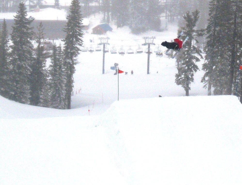 Boreal bad snow day