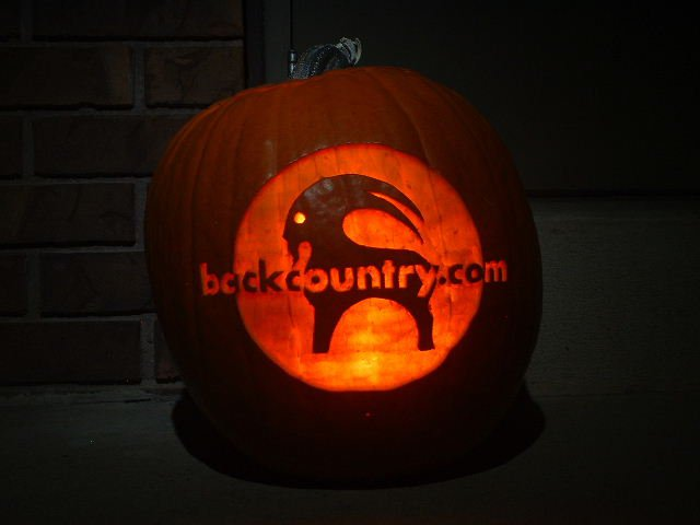 AN AWESOME WEBSITE AND PUMPKIN