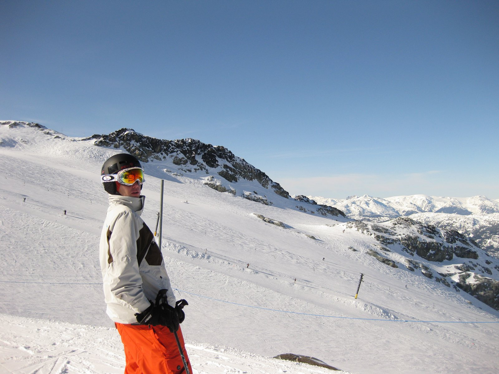 Some Where in Blackcomb