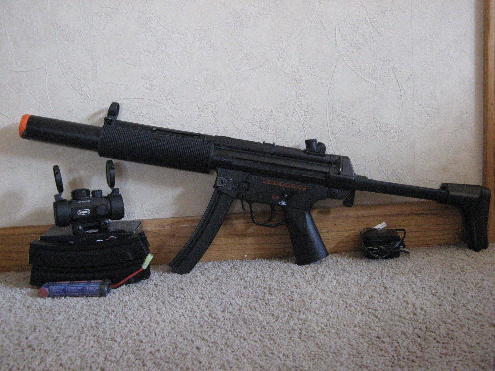 JG MP5 SD6