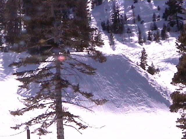 New bottom jump at alpine