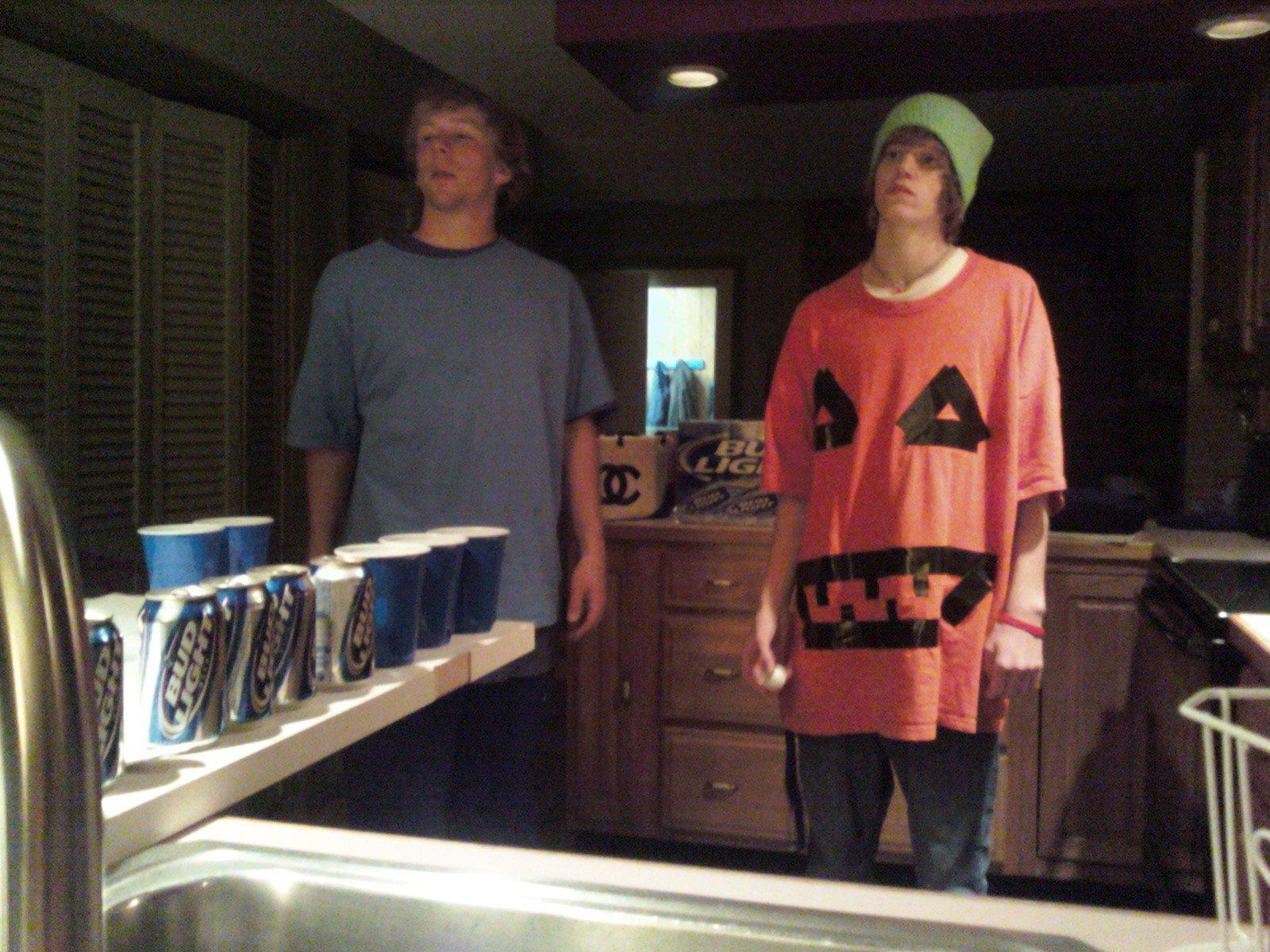 My awesome halloween costume