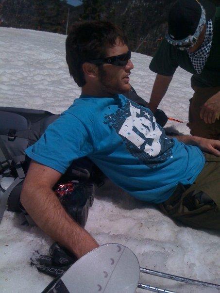 May Skiing/hiking...