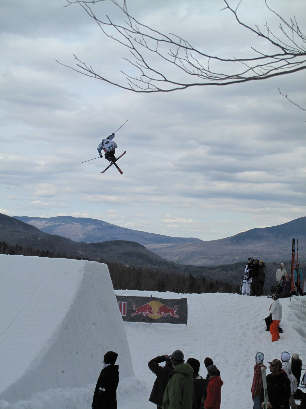 Vincent Gagnier sending it