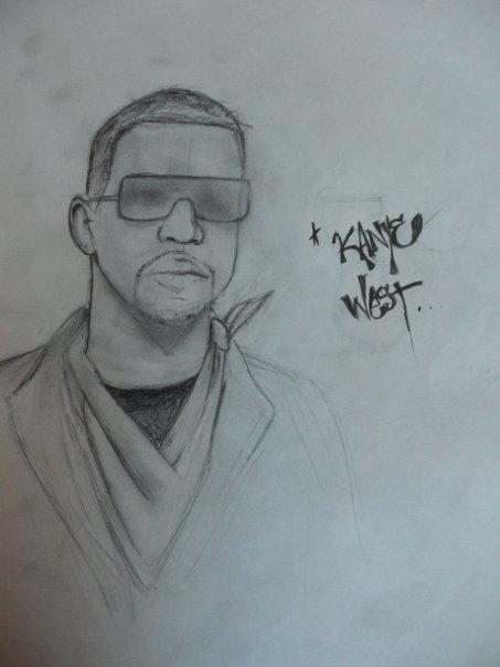 Quick kanye sketch