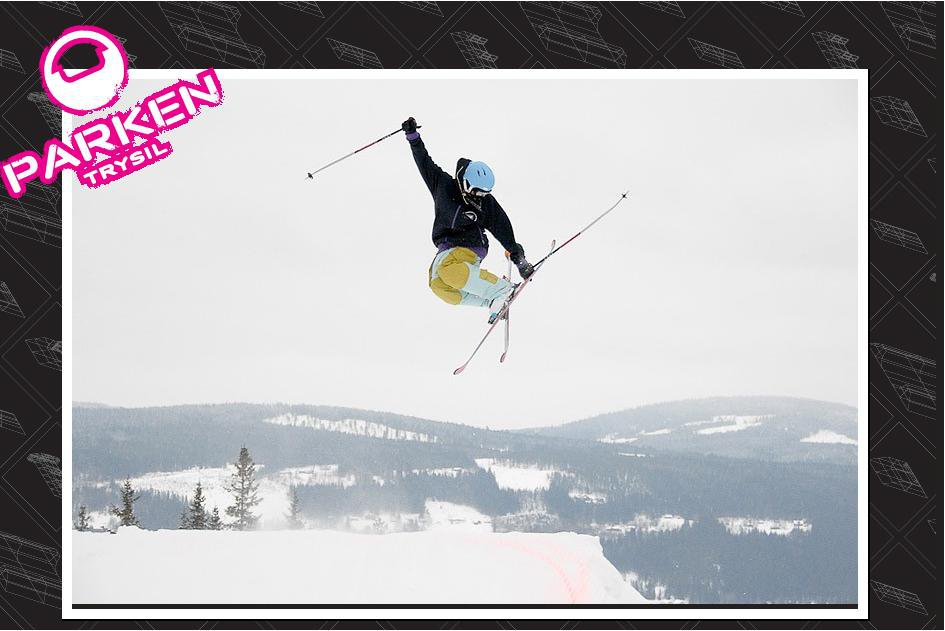 Jump in Trysil