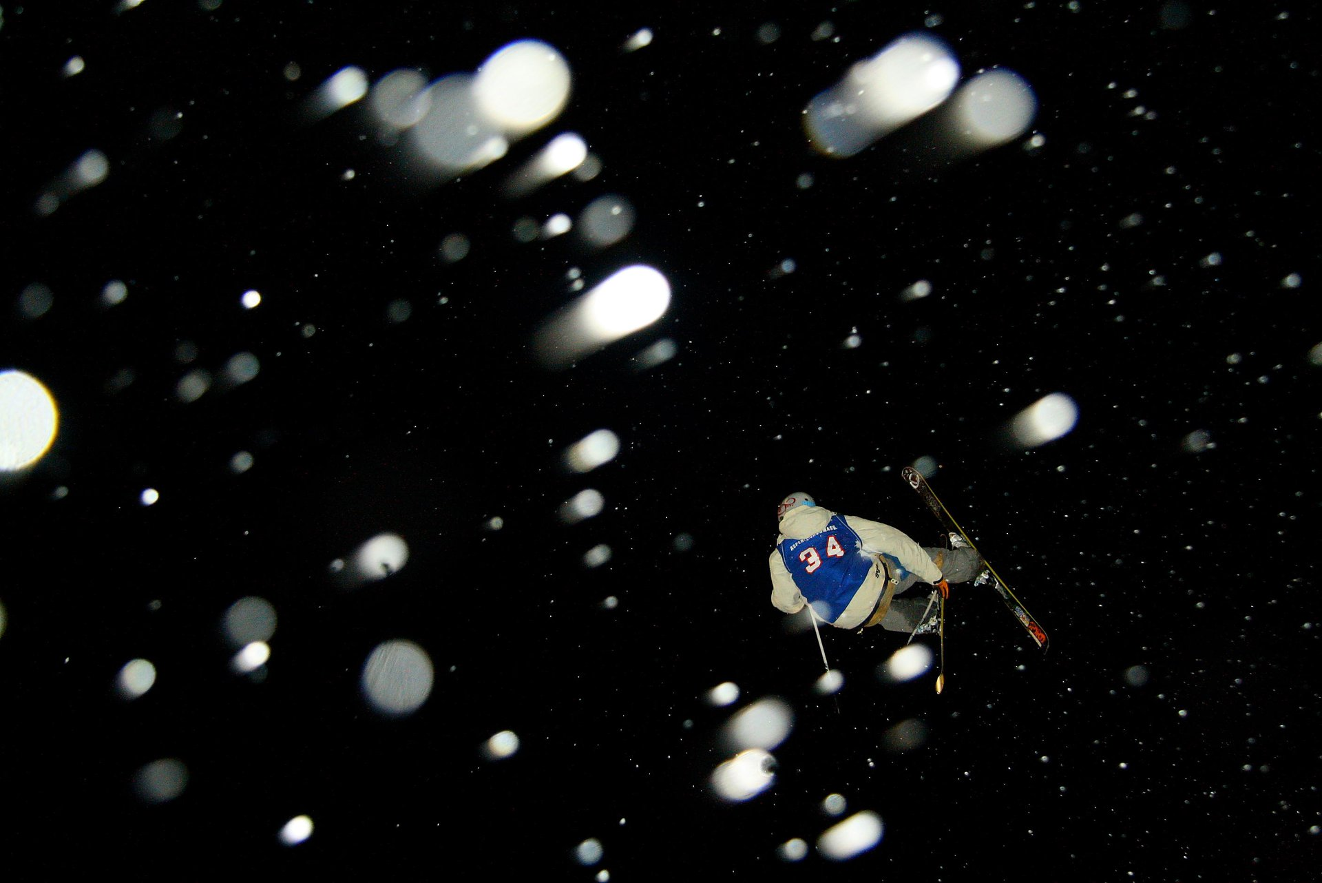 Rodeo jap through the snow